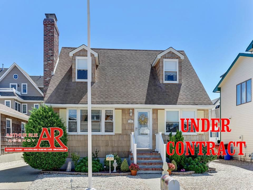 Jersey Shore house under contract